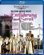 MOZART /  CHORUS OF TEATRO ALLA SCALA / KEHRER - ENTFUHRUNG AUS DEM BLURAY
