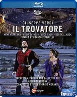 VERDI / ORCHESTRA &  CHORUS OF THE ARENA DI VERONA - IL TROVATORE BLURAY