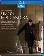 VERDI /  WIENER PHILHARMONIKER / GERGIEV - SIMON BOCCANEGRA BLURAY