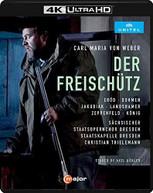 DER FREISCHUTZ 4K BLURAY