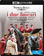 I DUE FOSCARI 4K BLURAY