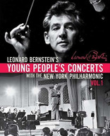 YOUNG PEOPLE'S CONCERT 1 BLURAY