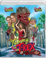 TAMMY &  T -REX BLURAY