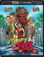 TAMMY &  T -REX 4K BLURAY
