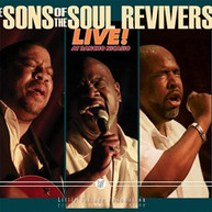 SONS OF THE SOUL REVIVERS - LIVE AT RANCHO NICASIO CD