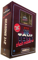 TOYS THAT MADE US: SEASONS 1 & 2 BLURAY