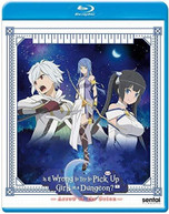 IS IT WRONG TO PICK UP GIRLS IN A DUNGEON? ARROW BLURAY