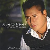 ALBERTO PEREZ - AMOR DE MI CORAZAN CD
