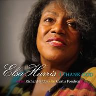 ELSA HARRIS - I THANK GOD CD
