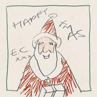 ERIC CLAPTON - HAPPY XMAS - VINYL