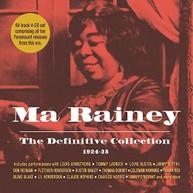 MA RAINEY - DEFINITIVE COLLECTION 1924-28 CD