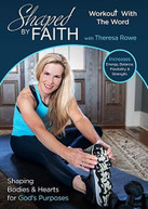 SHAPED BY FAITH: WORKOUT WITH THE WORD DVD