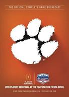 2019 -2020 CFP PLAYSTATION FIESTA BOWL DVD