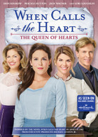 WHEN CALLS THE HEART: QUEEN OF HEARTS DVD