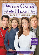 WHEN CALLS THE HEART: HEART OF A MOUNTIE DVD
