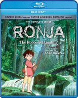 RONJA THE ROBBER'S DAUGHTER: THE COMPLETE SERIES BLURAY