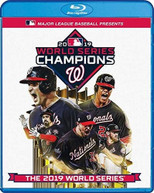 2019 WORLD SERIES FILM BLURAY