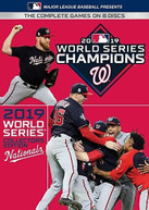 2019 WORLD SERIES COLLECTOR'S EDITION DVD