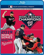 2019 WORLD SERIES COLLECTOR'S EDITION BLURAY