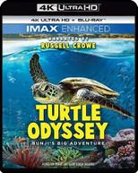 TURTLE ODYSSEY 4K BLURAY