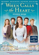 WHEN CALLS THE HEART: FINDING HOME DVD