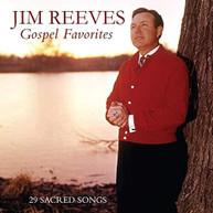 JIM REEVES - GOSPEL FAVORITES CD