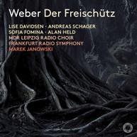 WEBER /  SCHAGER / JANOWSKI - DER FREISCHUTZ SACD