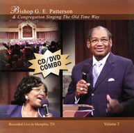 G.E. PATTERSON - SINGING THE OLD TIME WAY VOL. 2 CD