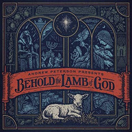 ANDREW PETERSON - BEHOLD THE LAMB OF GOD CD