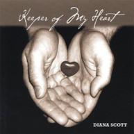 DIANA SCOTT - KEEPER OF MY HEART CD
