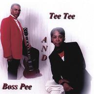 BOSS PEE &  TEE TEE - IT'S ALL ABOUT JESUS CD