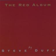 STEVE DUFF - RED ALBUM CD