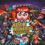 MANOLO KABEZABOLO - TANTO TONTO MONTA TANTO CD