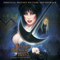 ELVIRA'S HAUNTED HILLS / SOUNDTRACK VINYL