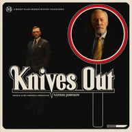 NATHAN JOHNSON - KNIVES OUT / SOUNDTRACK VINYL