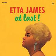 ETTA JAMES - AT LAST - VINYL