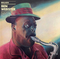 BEN WEBSTER - BALLADS CD