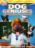 DOG GENIUSES DVD