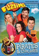 FLIZBINS -PIRATES & CUPCAKES DVD