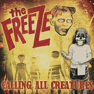 FREEZE - CALLING ALL CREATURES CD
