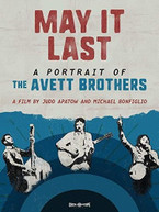MAY IT LAST: PORTRAIT OF THE AVETT BROTHERS BLURAY