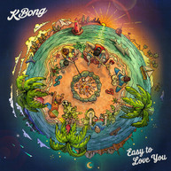 KBONG - EASY TO LOVE YOU CD