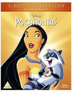 POCAHONTAS 1 / POCAHONTAS 2 BLU-RAY [UK] BLURAY
