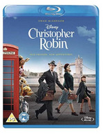 CHRISTOPHER ROBIN BLU-RAY [UK] BLURAY
