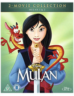 MULAN 1 / MULAN 2 BLU-RAY [UK] BLURAY