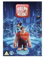 WRECK IT RALPH - RALPH BREAKS THE INTERNET DVD [UK] DVD