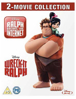 WRECK IT RALPH / WRECK IT RALPH RALPH BREAKS THE INTERNET BLU-RAY [UK] BLURAY