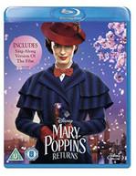 MARY POPPINS RETURNS BLU-RAY [UK] BLURAY