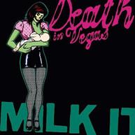 DEATH IN VEGAS - MILK IT CD