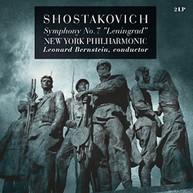 SHOSTAKOVICH - SYMPHONY 7 OP 60 LENINGRAD VINYL